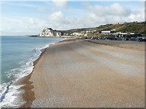 TR3140 : Shakespeare Beach from Admiralty Pier by John Baker
