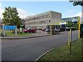 TL3541 : Johnson Matthey Headquarters by Hugh Venables