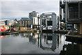 NT2472 : Leamington lift bridge - Edinburgh by Chris Allen