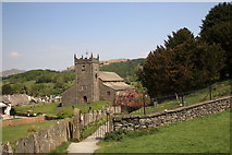 SD3598 : St. Michael and All Angels' Church, Hawkshead by John Blaylock