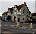 ST4837 : Corner of High Street and Grange Road, Street, Somerset by Jaggery