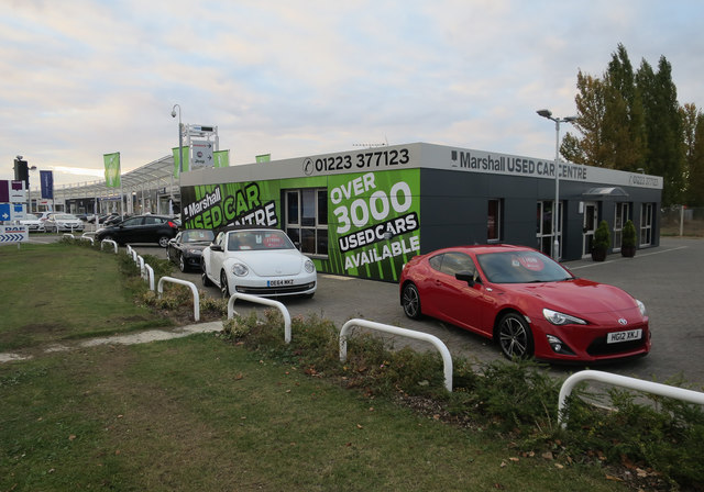 Marshall Used Car Centre