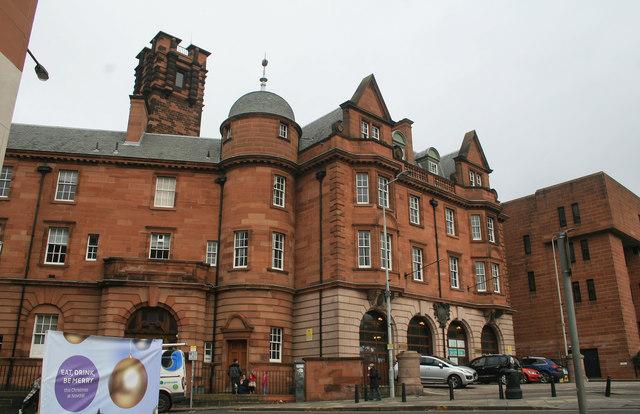 Museum of Fire, Lauriston Place, Edinburgh