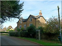 SK8129 : Hall Farmhouse, Main Street, Branston by Alan Murray-Rust