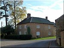 SK8129 : Lings Farmhouse, Branston by Alan Murray-Rust