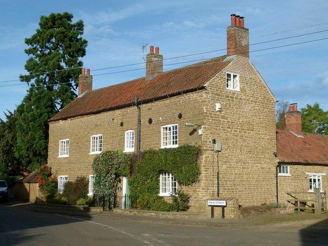 Wilds Farmhouse, Branston