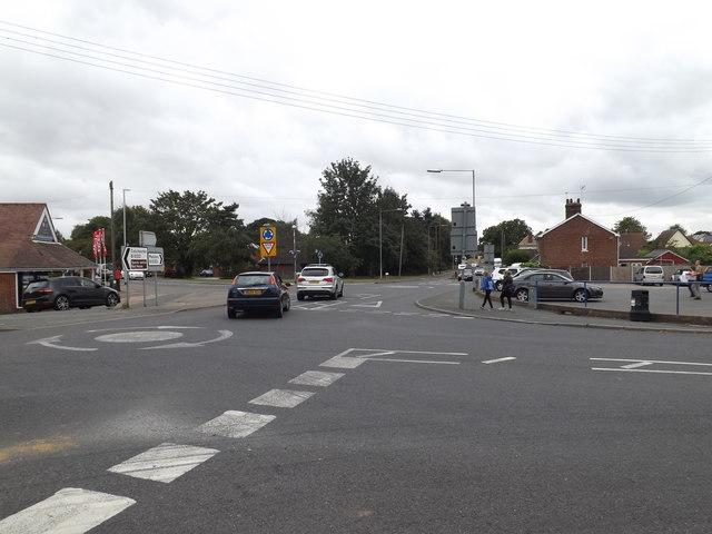 B1022 Maldon Road, Tiptree
