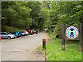 ST2191 : Car park at Sirhowy Valley  Country Park by Trevor Littlewood