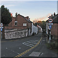 SK4826 : Kegworth: down Dragwell by John Sutton