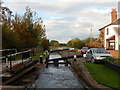 SP2097 : Curdworth Bottom Lock by Stephen McKay