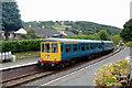 SJ1442 : Diesel units at Glyndyfrdwy in Denbighshire by Roger  Kidd