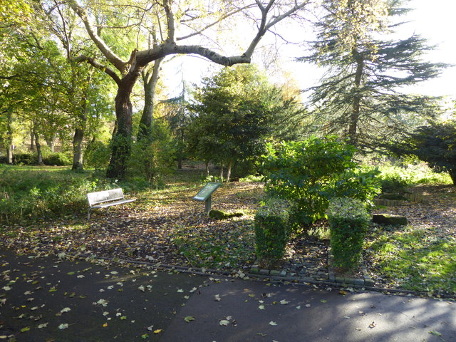 Hanley Park: wildlife garden