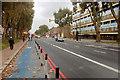 TQ3581 : Mile End Road by David Dixon