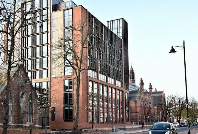 New School of Law, Queen's University, Belfast - November 2016(1)