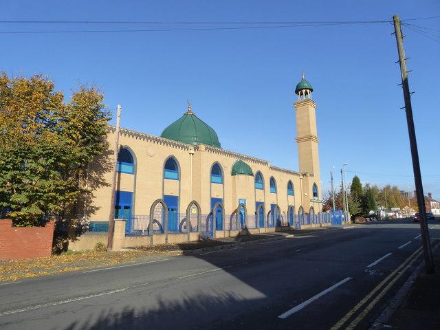 Hanley: City Central Mosque