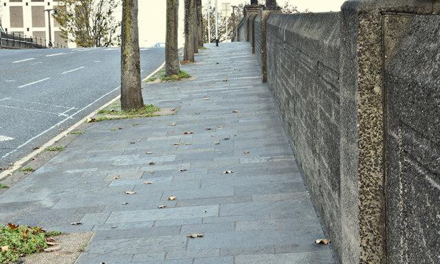 The Boyne Bridge, Belfast (November 2016)