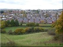 SX9491 : Housing estates in Heavitree, Exeter by David Smith