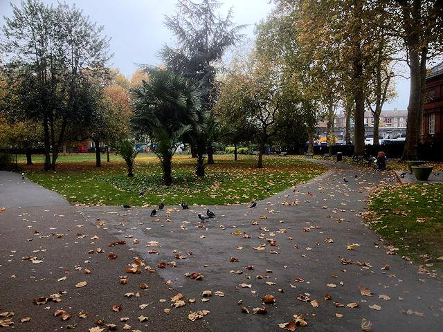 Museum Gardens, Bethnal Green