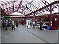 SO8376 : Severn Valley Railway - Kidderminster Station Concourse by Chris Allen