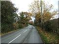 SJ7374 : Plumley Moor Road by JThomas