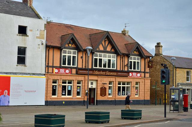 Market Tavern, Bedlington