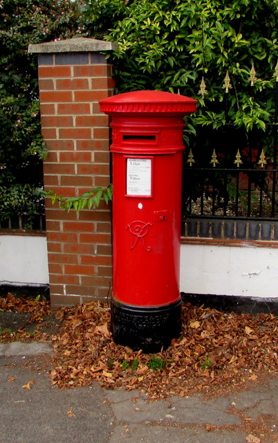 Victorian pillarbox, Stroud Road, Gloucester