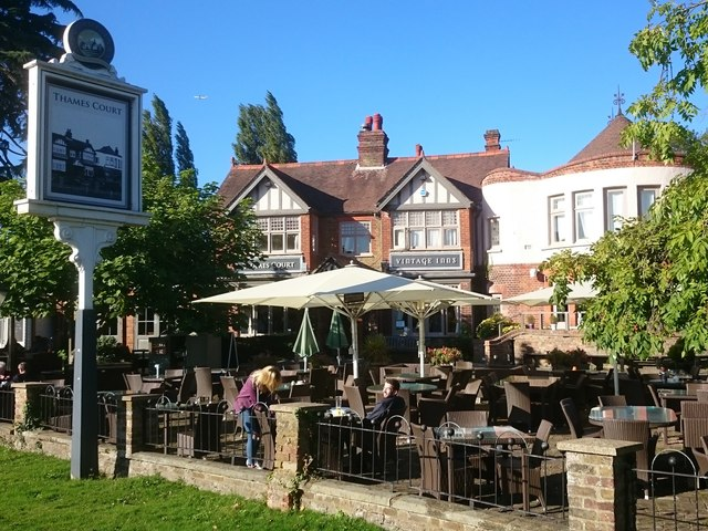 The Thames Court pub