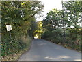 TL1814 : Codicote Road, Wheathampstead by Geographer