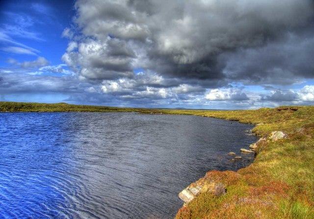 Loch Airigh na h-Aon Oidhche