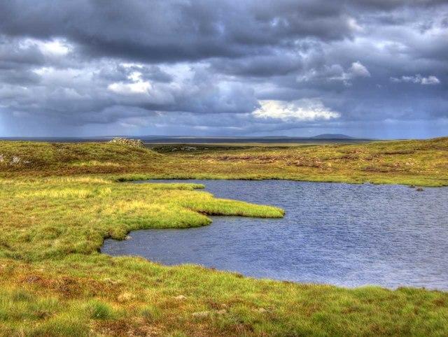 Loch an Sgeireich Mhoir