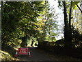 TL1916 : Lord Mead Lane, Ayot St.Lawrence by Adrian Cable