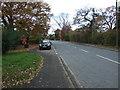 SJ7072 : Holmes Chapel Road, Lach Dennis by JThomas