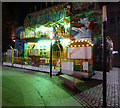 NS4864 : County Square fairground by Thomas Nugent