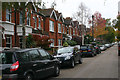 TQ1571 : Winchendon Road, Fulwell (south side) by David Kemp