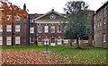 TQ3390 : Bruce Castle, Tottenham - elevation to Bruce Castle Park by Jim Osley