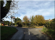 TL1614 : Cherry Tree Lane, Lea Valley, Wheathampstead by Adrian Cable