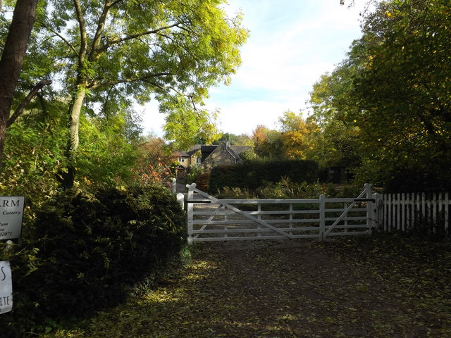 Entrance to Croft Farm