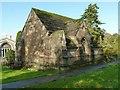 SK8723 : Dysart Mausoleum, Buckminster by Alan Murray-Rust