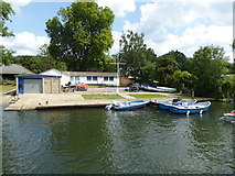 SU7682 : TS Guardian - Sea Cadets, Henley-on-Thames by Chris Allen