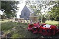 SU6986 : Remembrance Crosses by Bill Nicholls