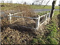 TM3672 : Field Drain off Peasenhall Road by Adrian Cable