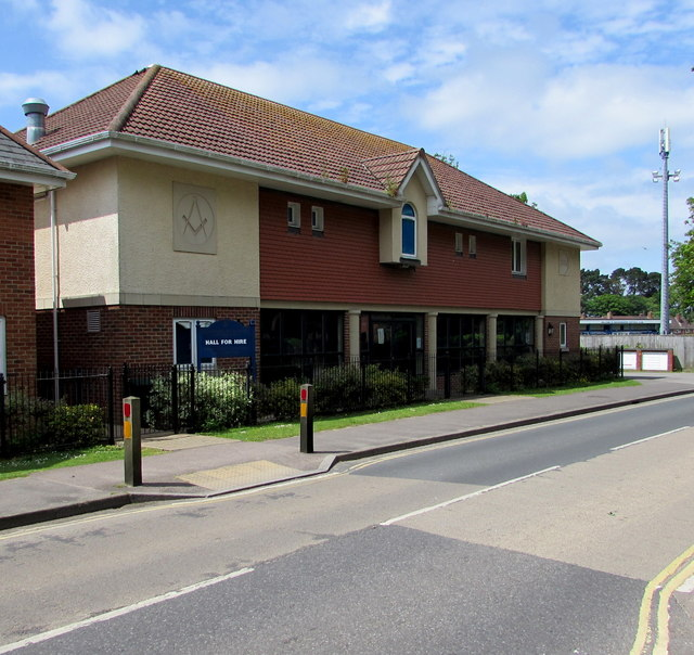 Brockenhurst Masonic Centre