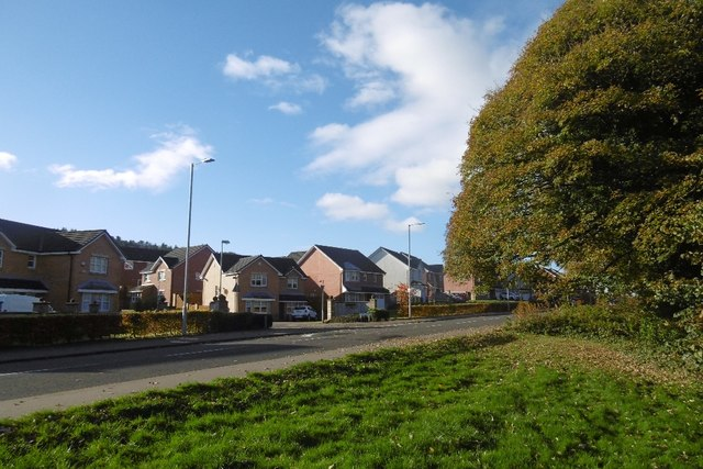 Glenfield Road, Paisley