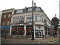 TQ1767 : Excellar on the corner of Brighton Road and Victoria Road by David Howard