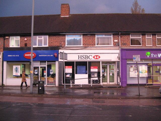 Goodbye HSBC Great Barr 1