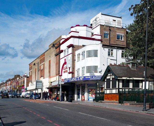 Bruce Grove, Tottenham