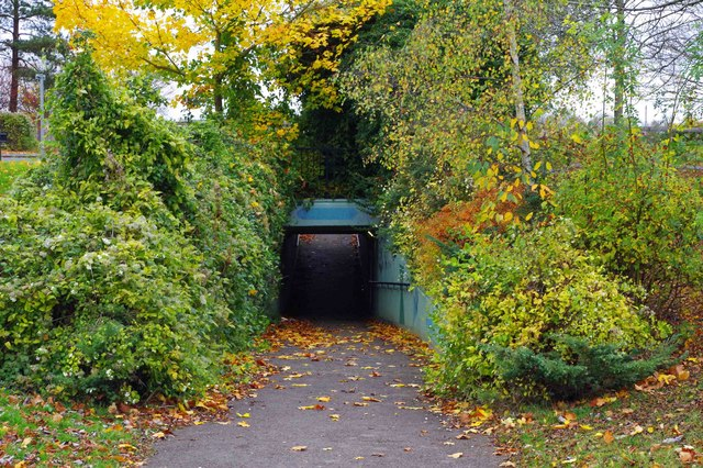 Underpass (2), Upavon Way, Carterton, Oxon