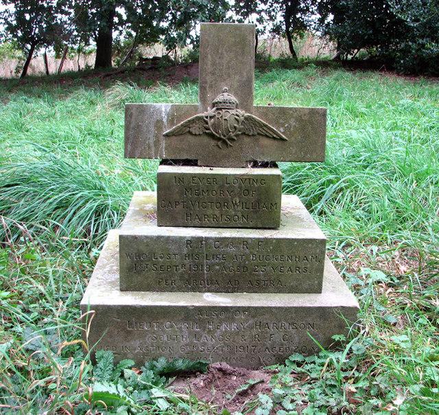 WW1 grave