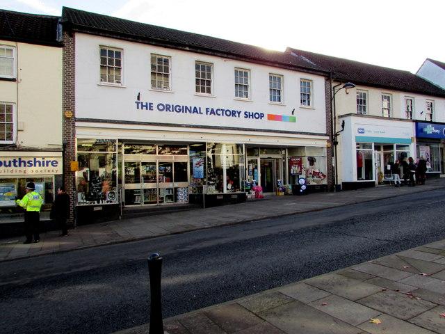Original Factory Shop, Chepstow