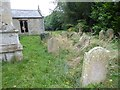 TL7288 : St Peter, Hockwold: churchyard (3) by Basher Eyre